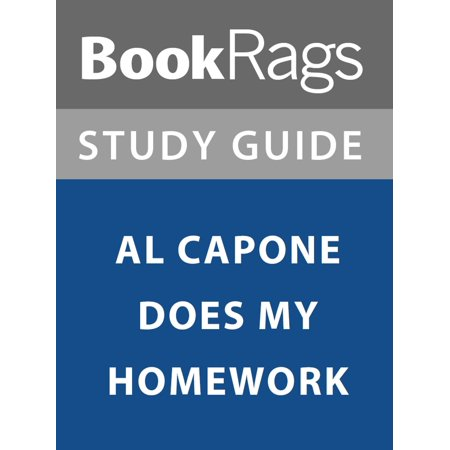 Summary & Study Guide: Al Capone Does My Homework - eBook](Al Capone Dress)