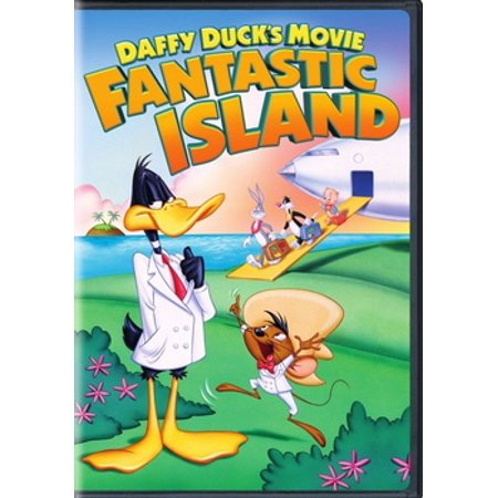 Daffy Duck's Movie: Fantastic Island (DVD) - Daffy Duck Halloween Movie