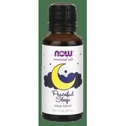NOW Peaceful Sleep Essential Oils, Sleep Blend, 1 Oz