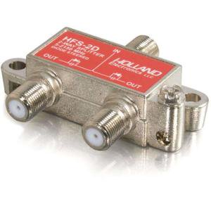 C2G High-Frequency 2-Way Splitter 41020 (High Frequency Splitter)