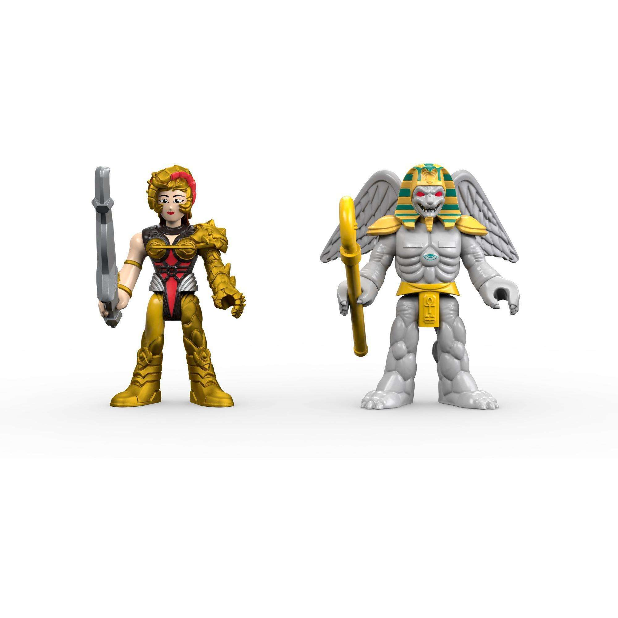 Imaginext Power Rangers King Sphinx & Scorpina