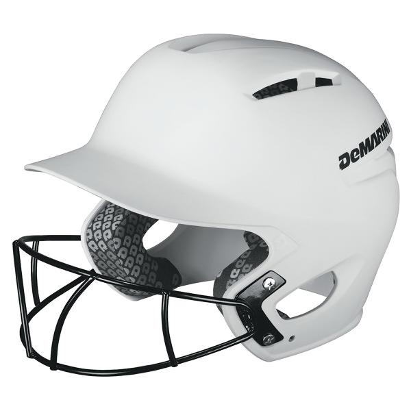DeMarini Paradox Batting Helmet with Softball Mask