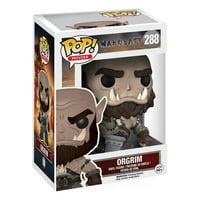 Funko Pop! Movies Warcraft Orgrim Figure