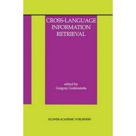 Cross Language Information Retrieval