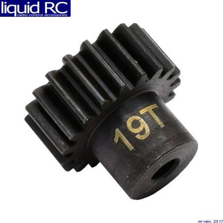 Hot Racing CSG1219 19t 32p Hardened Steel Pinion Gear 1/8 - 19t Steel Pinion Gear