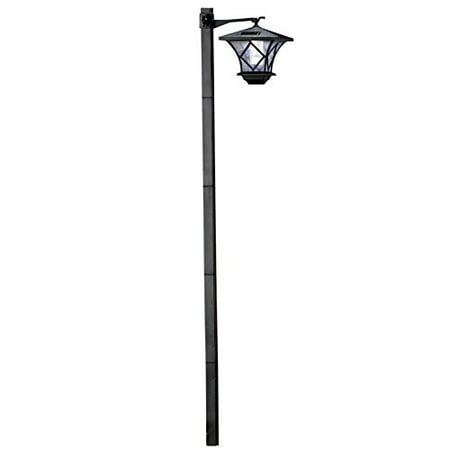 Solar Lantern Lamp Post