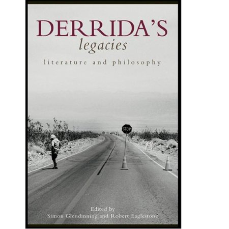 Derrida's Legacies - eBook