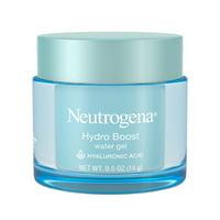 Neutrogena Hydro Boost Hydrating Water Gel Face Moisturizer,.5 oz