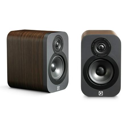 Q Acoustics 3010 Compact Bookshelf Speakers Pair (American