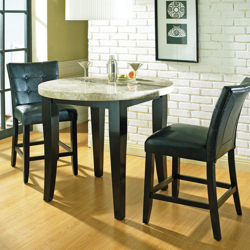 Steve Silver Monarch 3-Piece Bistro Table Set
