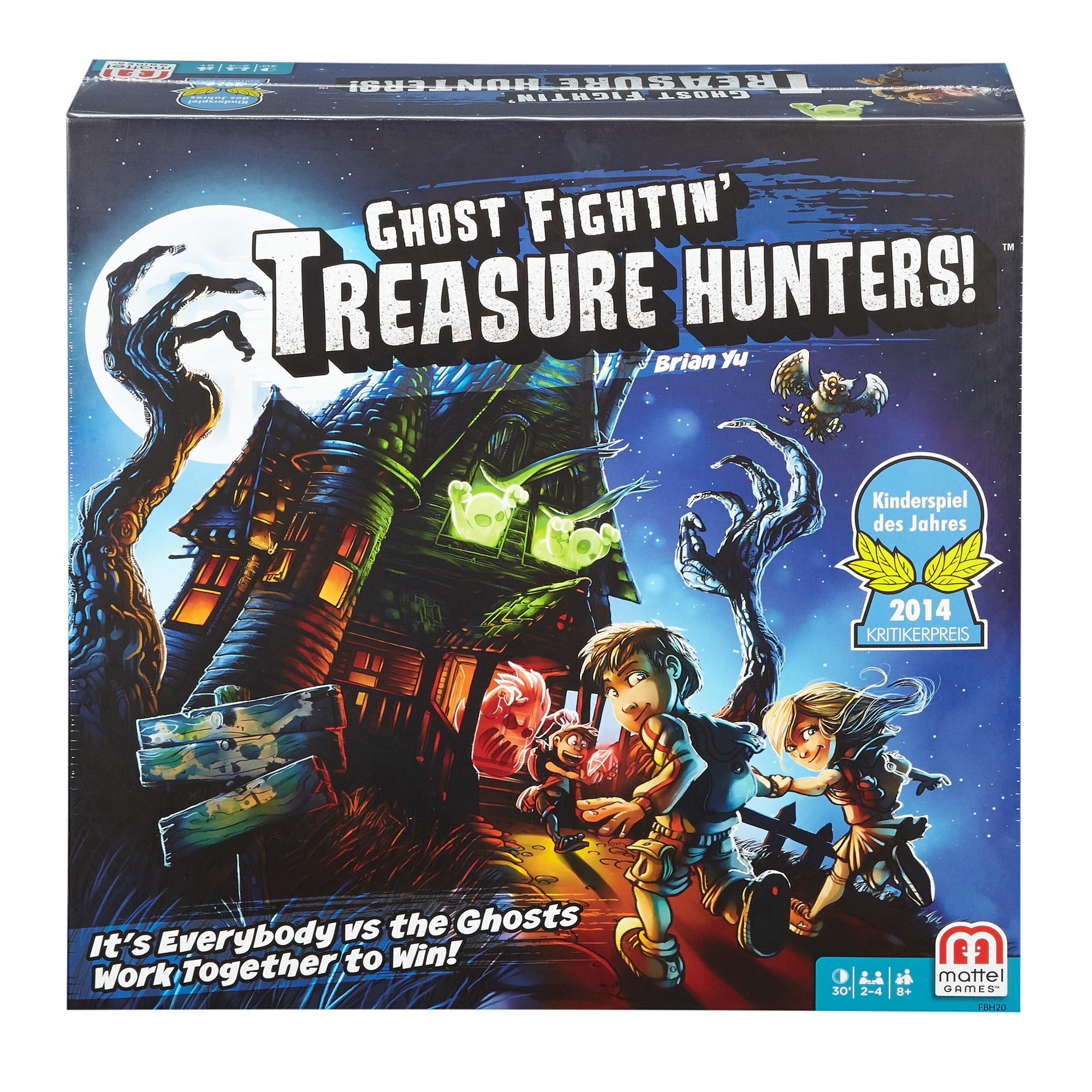 Ghost Fightin Treasure Hunters