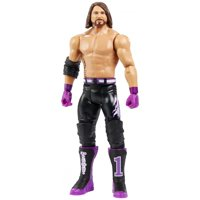 WWE SummerSlam AJ Styles Action Figure