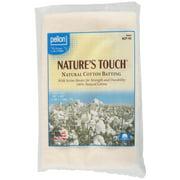 Pellon Nature's Touch Natural Cotton Batting