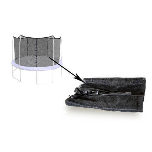 Skywalker Sports 15' Round Trampoline Net using 6 Poles