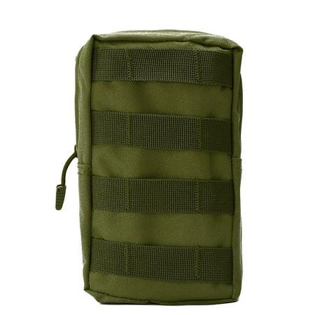 828b5fba0 Generic - Waterproof 1000D Nylon Tactical Molle Waist Bag Medical First Aid  Utility Belt EMT Pouch - Walmart.com