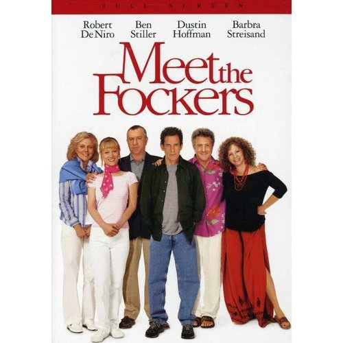 Meet the Fockers (DVD) (Ff/Dol Dig 5.1 Sur/Eng/Fre [DVD]