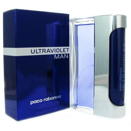 Ultraviolet Man By Paco Rabanne 3 4 Oz Edt Spray