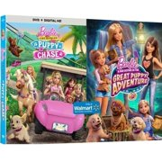 Barbie & Her Sisters In Puppy Chase   Great Puppy Adventure by