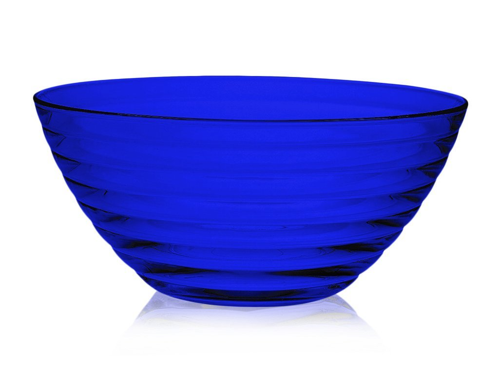 Blue Color Bormioli Rocco Viva Salad Bowl, 52 � �oz By Table Top King. by TableTop King