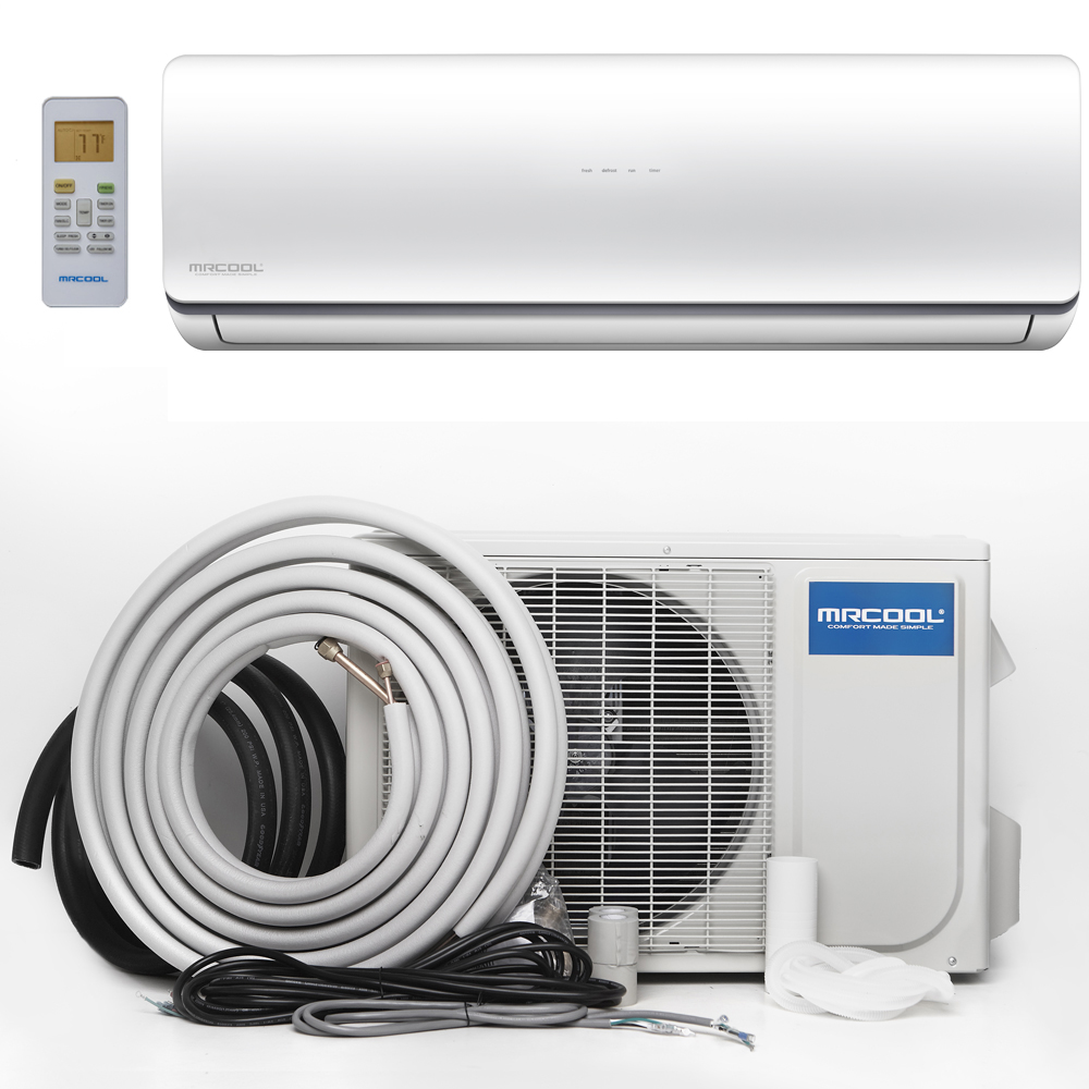 MRCOOL Oasis Hyper Heat 24K BTU 20.5 SEER Ductless Mini-Split Heat Pump