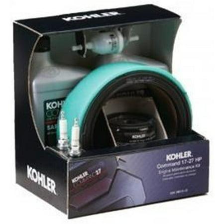 GENUINE KOHLER Maintenance Kit For Kohler Command 17-27 HP Engines - 24 789  01-S