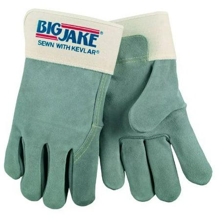 - Memphis Glove 1717 Big Jake Full Leather Back Extra Large
