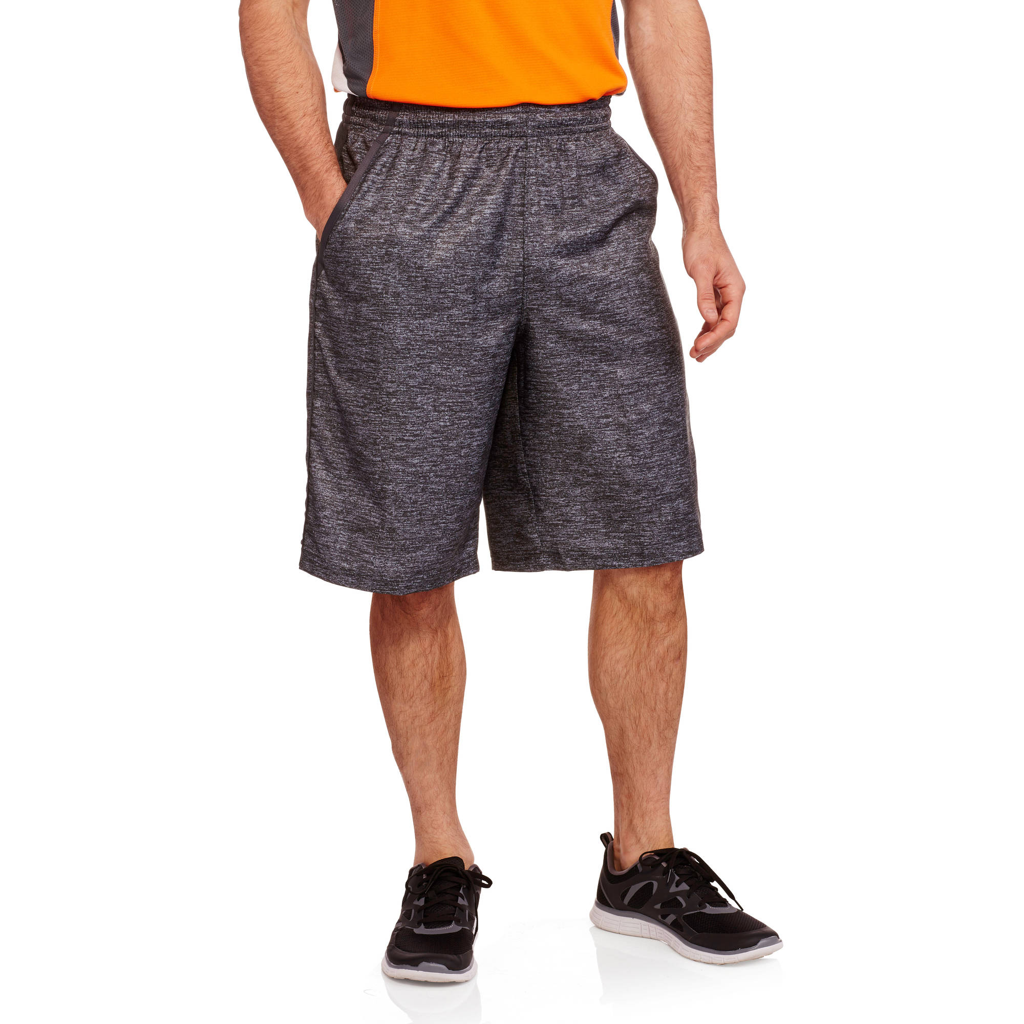 AND1 Men's Post Game Shorts