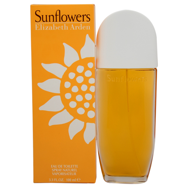 Elizabeth Arden Sunflowers Eau de toilette Spray For Women 3.3 oz