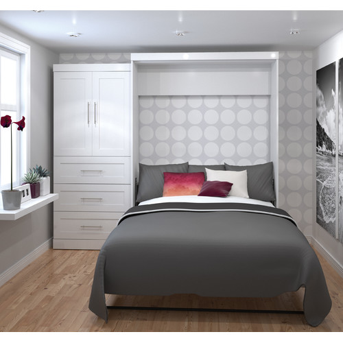 Bestar Queen Murphy Bed
