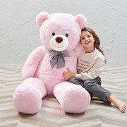 MaoGoLan Giant Teddy Bear Big Stuffed Animals Plush Toy for Girls Children Girlfriend Valentines Day 47 inch Large Bear