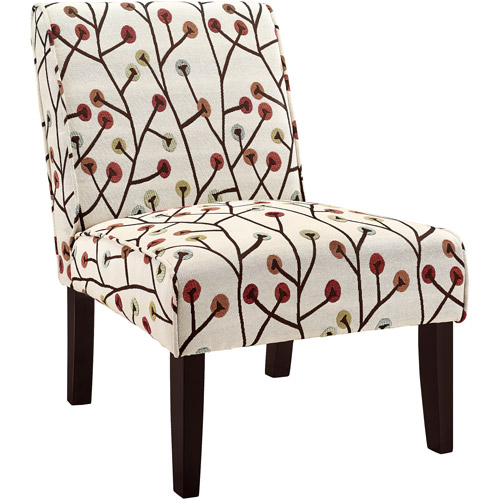 Innovative Armless Accent Chair Decoration