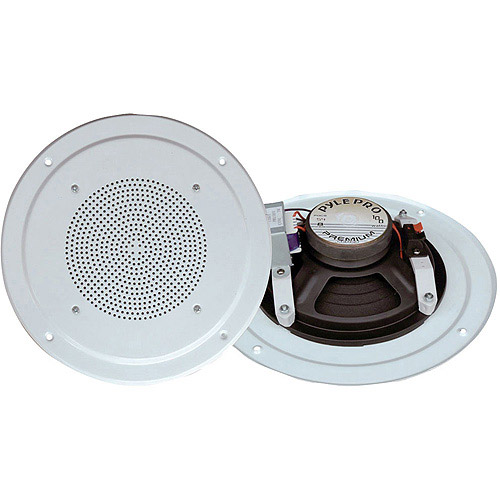 "Pyle 5"" Full Range In-Ceiling Speaker System with Transformer"