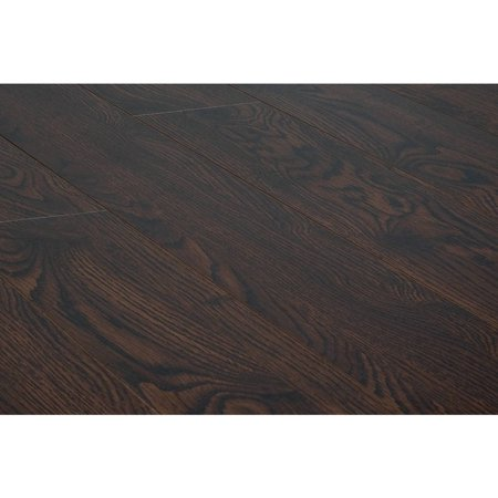 Dekorman 15mm AC4 Original Collection Laminate Flooring - Roasted Espresso ()