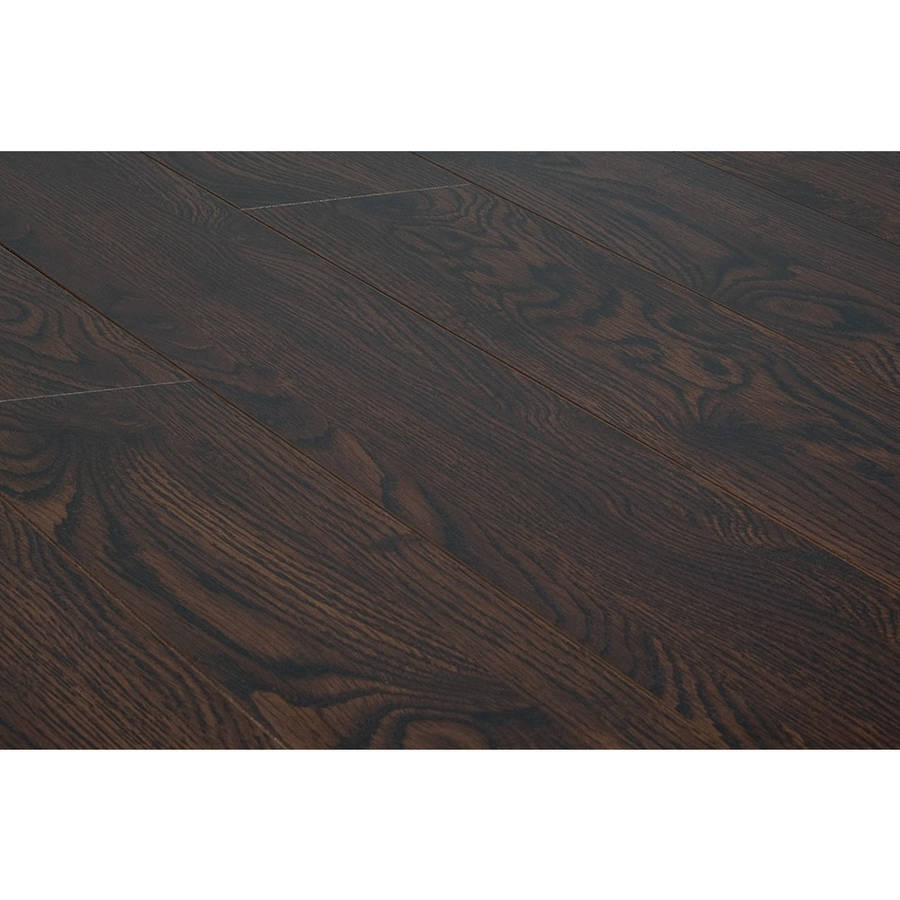 Dekorman 15mm AC4 Original Collection Laminate Flooring - Roasted Espresso