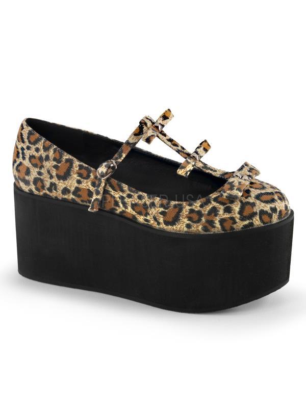 Demonia Platform Sandals & Shoes Womens CLI08/LPCA Size: 7