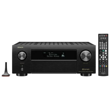 Denon AVR-X4500H 9.2 Ch High Power 4k AV Receiver with Voice Control