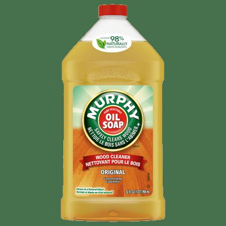 Murphy's Oil Soap Wood Cleaner, Original - 32 fl