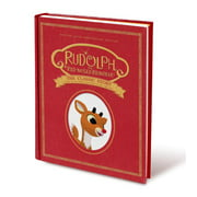 Rudolph the Red-Nosed Reindeer: The Classic Story: Deluxe 50th-Anniversary Edition (Hardcover)