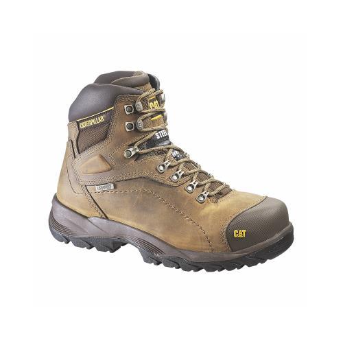 Caterpillar P89940 12M Men's Diagnostic Steel-Toe Leather...