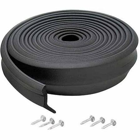 M D Products 03749 16 39 Rubber Garage Door Bottom Seal