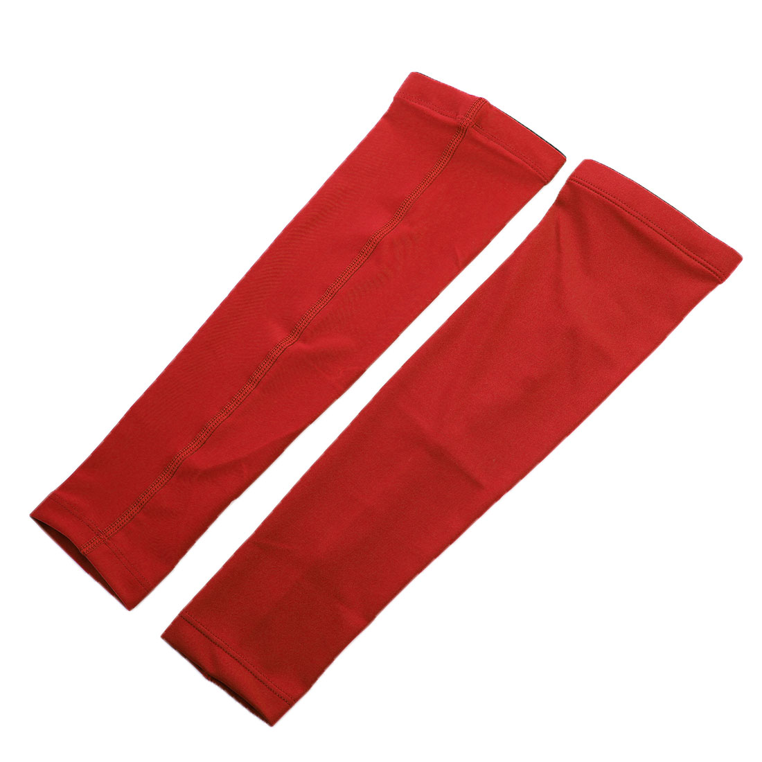 Sports Basketball Cycling Sun Protection Arm Sleeves Band XL Pair