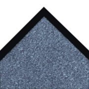 NOTRAX 130S0310BU Carpeted Runner, Blue, 3 x 10 ft.