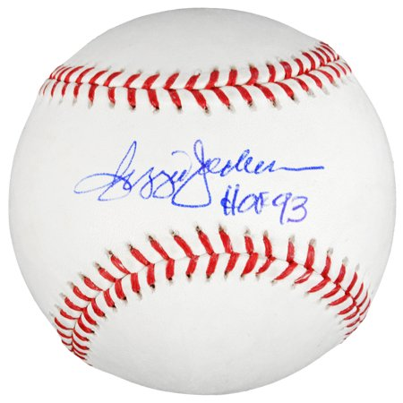Reggie Jackson New York Yankees Fanatics Authentic Autographed Baseball with HOF 93 Inscription - No Size