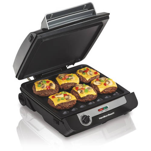 Hamilton Beach 3-in-1 MultiGrill | Model# 25600
