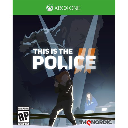 This is the Police 2, THQ-Nordic, Xbox One, 811994021533