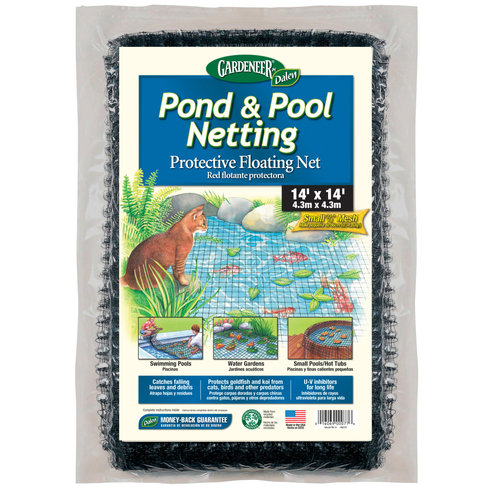 Dalen Products Incorporated DALPN14 Dalen 14 inchx14 inch Pond Netting 3-8 inch Mesh