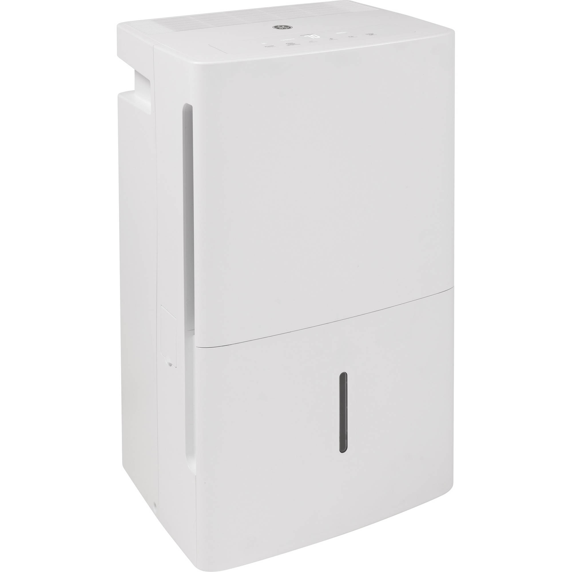 Walmart Dehumidifier Filters ge appliances 50-pint energy star dehumidifier, white - walmart
