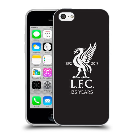 Soft Case Kit (OFFICIAL LIVERPOOL FOOTBALL CLUB KIT 2017/18 SOFT GEL CASE FOR APPLE IPHONE)