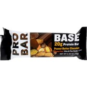 Probar Peanut Butter Chocolate Core Bar - Case of 12 - 2.46 oz Protein Bars