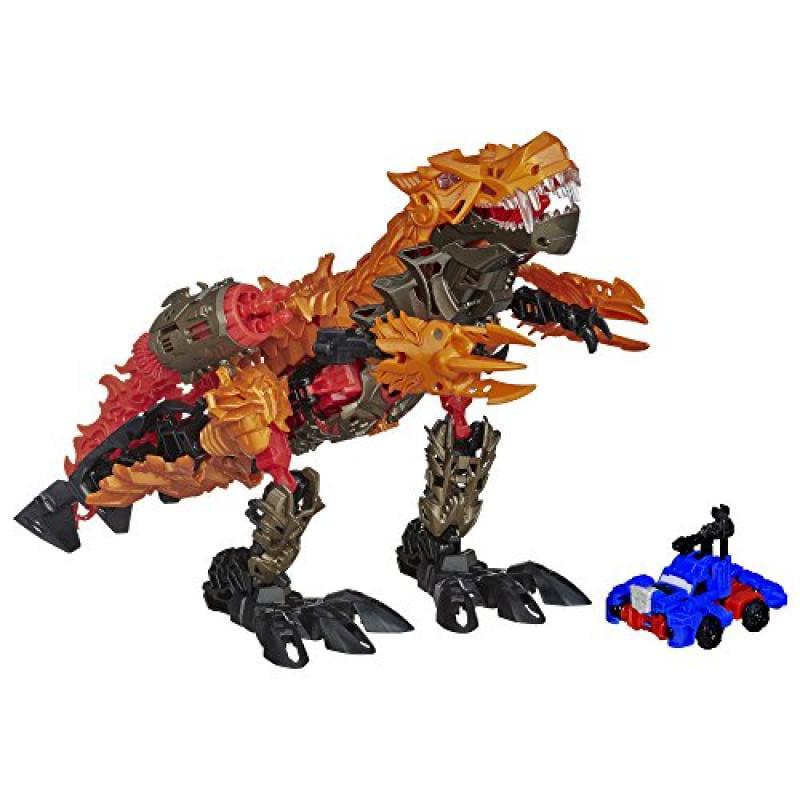 Hasbro Transformers Age of Extinction Construct-Bots Dino...